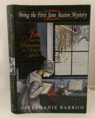 Image for Jane and the Unpleasantness at Scargrave Manor Being the First Jane Austen Mystery