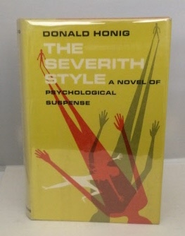 Image for The Severith Style A Novel of Psychological Suspense