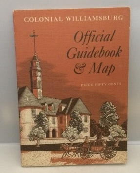 Image for Colonial Williamsburg Official Guidebook & Map