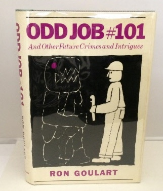 Image for Odd Job #101 And Other Future Crimes and Intrigues
