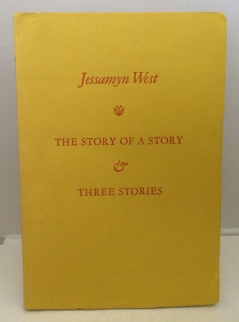 Image for The Story of a Story & Three Stories