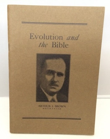 Image for Evolution And The Bible