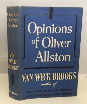 Image for Opinions Of Oliver Allston