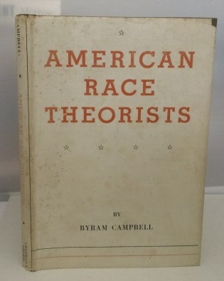 Image for American Race Theorists