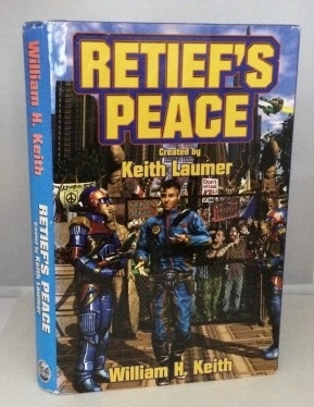 Image for Retief's Peace