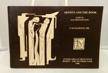 Image for Artists And The Book Part II: Some Illustrated Books: Catalogue 150