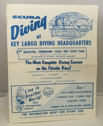 Image for Archive Of Scuba Diving Ephemera