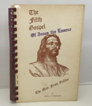 Image for The Fifth Gospel Of Jesus The Essene The Man from Galilee
