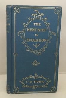 Image for The Next Step In Evolution The Present Step