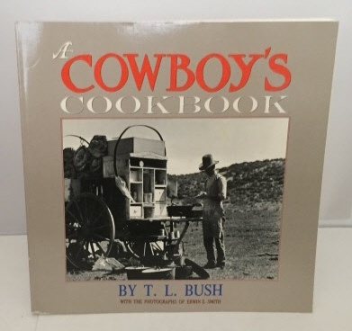 Image for A Cowboy's Cookbook