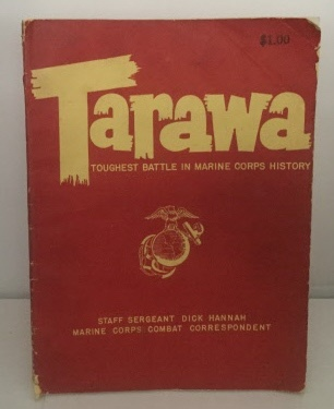 Image for Tarawa Toughest Battle in Marine Corps History