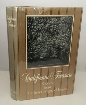 Image for California Treasure: Recipes from The Junior League of Fresno