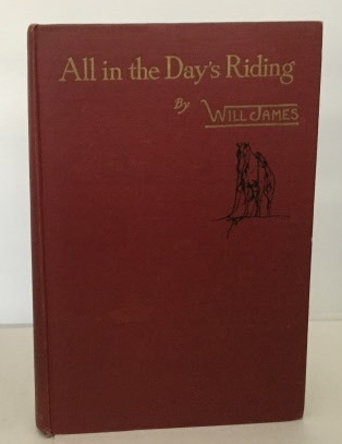 Image for All in the Day's Riding