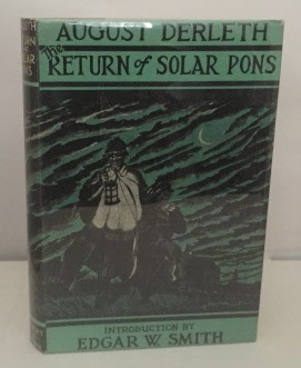 Image for The Return Of Solar Pons