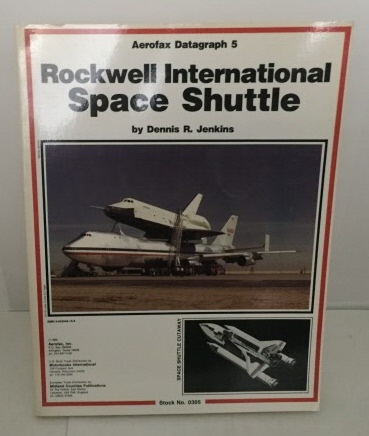 Image for Rockwell International Space Shuttle Aerofax Datagraph 5