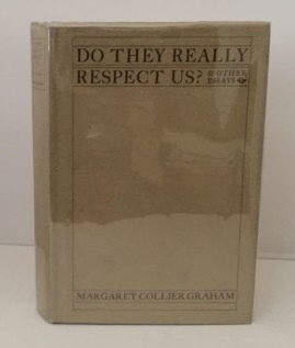 Image for Do They Really Respect Us?  And Other Essays