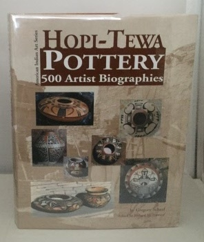 Image for Hopi-tewa Pottery 500 Artist Biographies