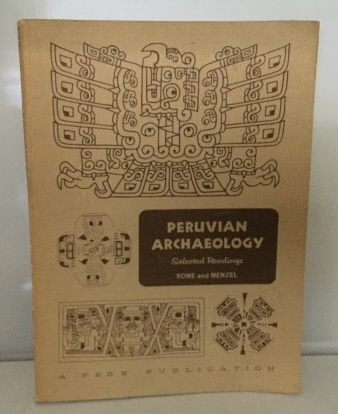 Image for Peruvian Archaeology
