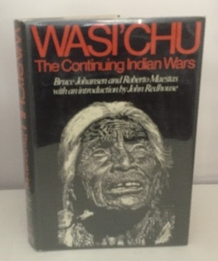Image for Wasi'Chu The Continuing Indian Wars