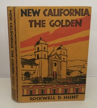 Image for New California The Golden