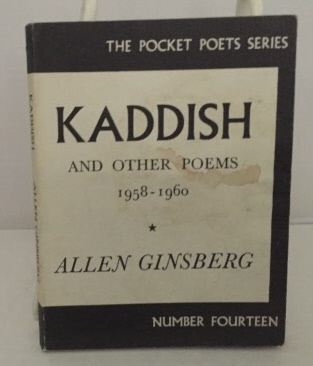 Image for Kaddish And Other Poems 1958-1960