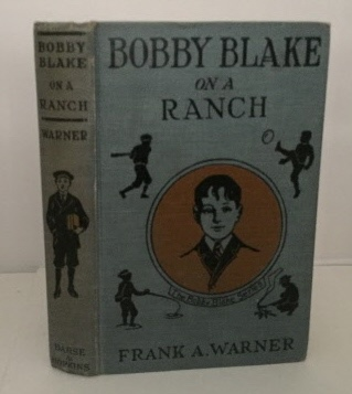 Image for Bobby Blake on a Ranch Or the Secret of the Mountain Cave