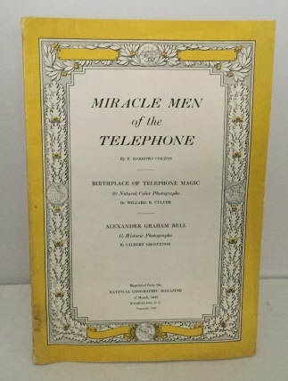 Image for Miracle Men Of The Telephone