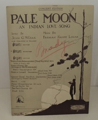 Image for Pale Moon An Indian Love Song