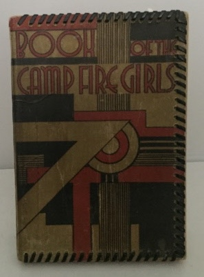 Image for The Book Of The Camp Fire Girls