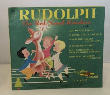 Image for Rudolph The Red-nosed Reindeer And Five Other Songs LGR3 ( Includes Four Records in Total)