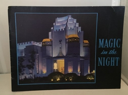 Image for Magic In The Night Official Souvenir * Golden Gate International Exposition