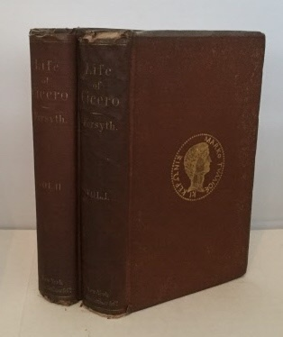 Image for Life Of Marcus Tullius Cicero In Two Volumes