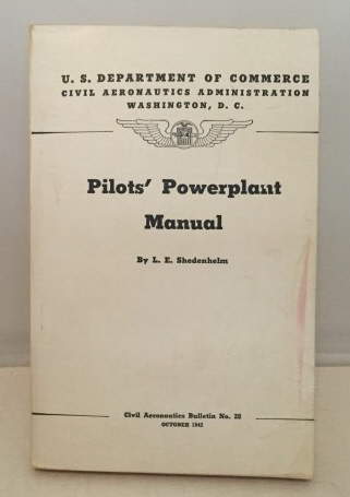 Image for Pilot's Powerplant Manual
