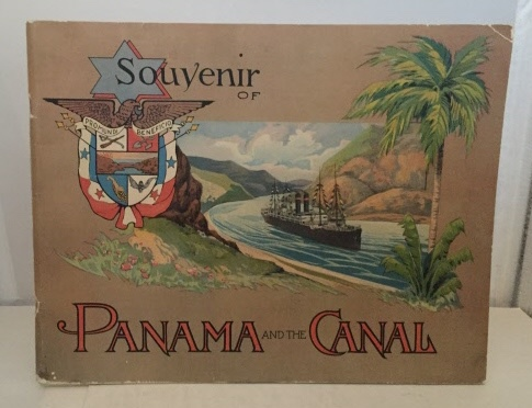 Image for Souvenir Of Panama And The Canal