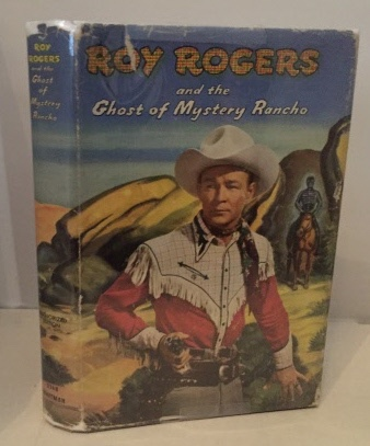 Image for Roy Rogers And The Ghost Of Mystery Rancho