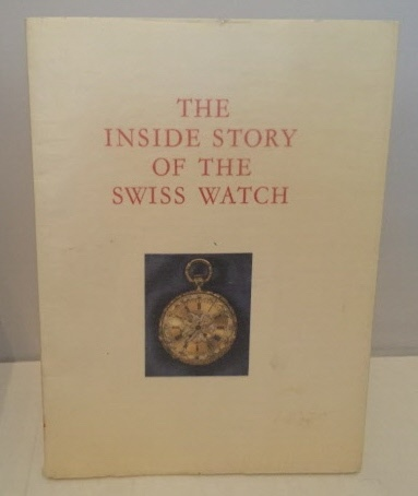 Image for The Inside Story Of The Swiss Watch