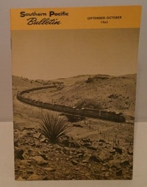 Image for The Southern Pacific Bulletin September-October 1965