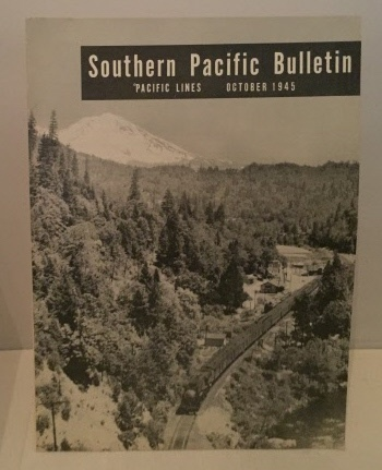 Image for The Southern Pacific Bulletin October 1945