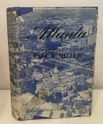 Image for Atlanta: Captial Of The South A New Completely Revised Edition