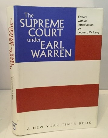 Image for The Supreme Court Under Earl Warren