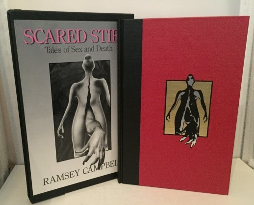 Image for Scared Stiff Tales of Sex and Death