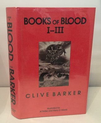 Image for Books Of Blood I-iii