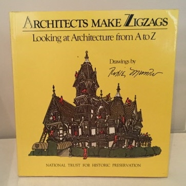 Image for Architects Make Zigzags Looking At Architecture from a to Z