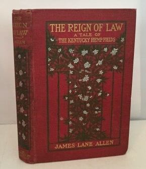 Image for The Reign Of Law A Tale of the Kentucky Hemp Fields