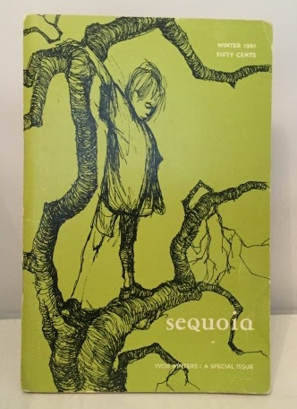 Image for Sequoia : Yvor Winters: A Special Issue