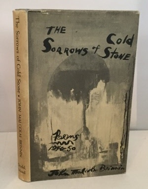 Image for The Sorrows Of Cold Stonr Poems 1940 -50