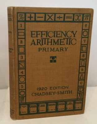 Image for Efficiency Arithmetic  (Primary)