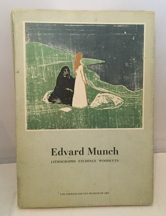 Image for Edvard Munch Lithographs Etchings Woodcuts