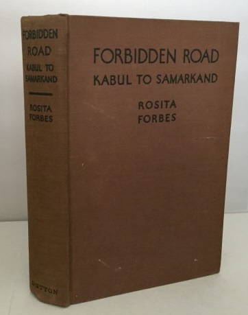 Image for Forbidden Road Kabul to Samarkand