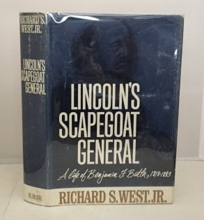 Image for Lincoln's Scapgoat General A Life of Benjamin F. Butler, 1818-1893
